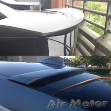 Painted Color For BMW 3-Series E90 A Roof & Rear Performance Trunk Wing Spoiler