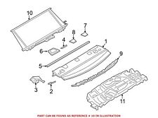 For BMW Genuine Back Glass Sunshade Rear 51467272130