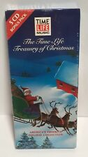 The Time Life Treasury of Christmas 5 CD Bonus Pack New Factory Sealed