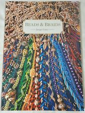 Beads & Braids by Carey, Jacqui Paperback Book The Fast Free Shipping