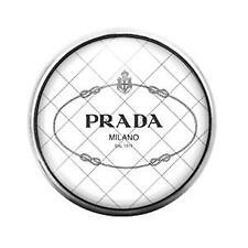 Candy Snap Charm Gd1509 Prada - 18Mm Glass Dome