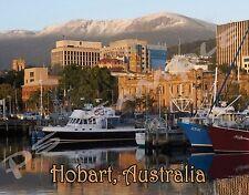 Australia - HOBART - Travel Souvenir Flexible Fridge Magnet