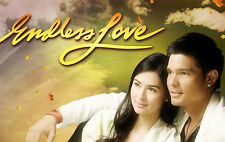 Endless Love - Pinoy Version Complete Set with English Subtitles DVD teleserye