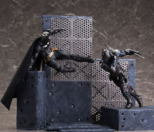 SET of 2: Kotobukiya DC Comics BATMAN vs. ARKHAM KNIGHT ARTFX+ Statues - New