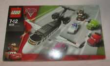 LEGO Cars 2 Fuga sul Jet Spia 8638 RARO 2011 Sigillato Nuovo SPESE GRATIS