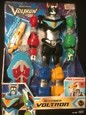 "VOLTRON Legendary Defender - 12"" Action Figure CANNON FIRES & SHIELD Playmates"