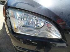 FORD FOCUS RIGHT HEADLAMP HEADLIGHT DRIVER SIDE