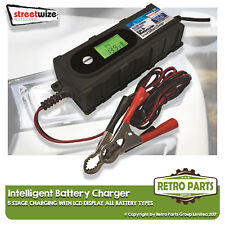 Smart Automatic Battery Charger for Mercedes Citan Panel. Inteligent 5 Stage