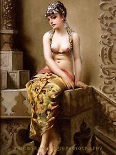 "Nude Woman Enchantress 8.5x11"" Photo Print Luis Ricardo Falero Fine Orient Art"