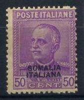 Somalia 1930 Sass. 139 Nuovo ** 40% Somalia Italiana 50 c.