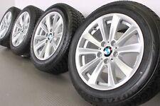 Original BMW 5er F10 F11 6er F06 17 Zoll Alufelgen 236 Winterräder RDK 6,5mm