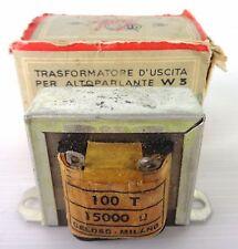 geloso 100t trasformatore 15000 ohms, con scatola