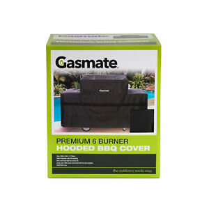 Gasmate 6 Burner Hooded Premium BBQ Cover Gasmate Barbeques/BBQ Accessories/BBQ