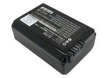 BATTERIA agli ioni di litio per Sony NEX-6L nex-5ndw SLT-A37K NEX-5N NEX-C3 NEX-F3K nex-5rkw