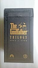 The Godfather Trilogy (VHS, 1997)