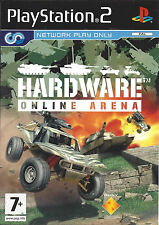 HARDWARE ONLINE ARENA for Playstation 2 PS2 - with box & manual - PAL