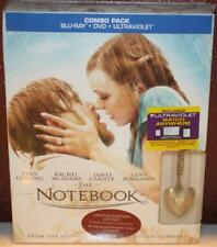 The Notebook (Blu-ray/DVD, 2013) Limited Edition Giftset ~106