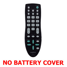 OEM Sanyo TV Remote Control for DP42740 (No Cover)