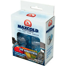 IGLOO MaxCold 8-Cube Natural Ice Sheet - 2-Pack - Blue
