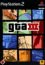 Playstation 2 GTA 3 GRAND THEFT AUTO III Platinum/Vollcover * Neuwertig