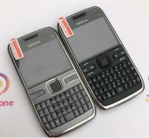 Original Nokia E72 GSM 3G Unlocked Mobile Phone Wifi 5MP  Smartphone
