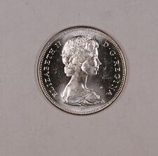 1967 $1 Canada Silver Dollar Coin Canada Goose Elizabeth II