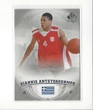 2013-14 SP Authentic #36 Giannis Antetokounmpo RC Rookie Bucks