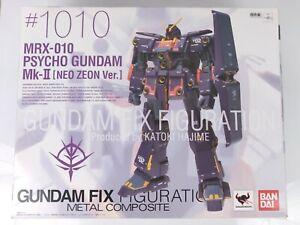 Gundam Fix Figuration  #1010 MRX-010 Psycho Gundam Mk-II Neo Zeon Ver. Figure