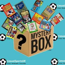 Mystery Football Stickers & Cards Box(Job Lot) Panini Topps Merlin