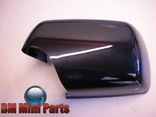 BMW E53 X5 LEFT MIRROR COWLING ORIENT BLUE METTALIC 51160007739