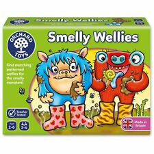 Orchard Toys Smelly Wellies Game Oc026