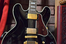 "NOS Epiphone Lucille ""BB King"" Black Electric Guitar Inv# RG29"