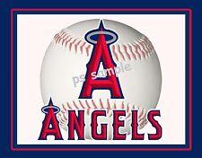 Los Angeles Anaheim ANGELS - Souvenir Flexible Fridge Magnet