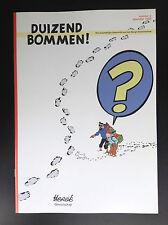 Revue Duizend Bommen N°3 1999 600 ex ETAT NEUF   No Amis de Hergé Tintin Kuifje