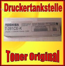 Original Toner toshiba T-281 Ce-B Black for E-Studio 281C 351E 451C 451E Top