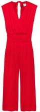 Cabi 2020 Spring Uptown Jumpsuit, Vermilion, Size XS, New