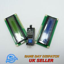 5V 1602 LCD DISPLAY MODULE BOARD + adattatore seriale IIC/I2C Interfaccia 16X2 1602A
