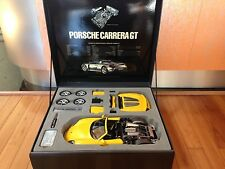 Tamiya 1:12 Porsche Carrera GT - Yellow Color ( Semi-Assembled Premium Model )