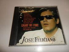 Cd   Light my Fire - jose Feliciano