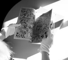 More details for comic book handling gloves. brand new. white cotton 10 pairs **free postage**