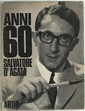 Salvatore D'Agata ANNI 60 Artip 1966 Janyne Mansfield Sofia Loren