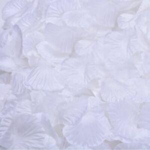 Artificial Rose Petals Romantic Night Wedding Party Fake Silk Flower Decoration