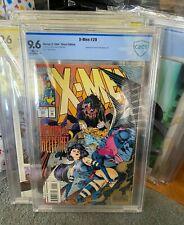X-MEN #29 CBCS 9.6 🔥(= CGC 9.6 ?) LOW POP  ! 🔥NO RESERVE _ Marvel Comics 1994