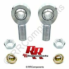 """1-1/4 x 1"""" Bore Chromoly Panhard Rod Ends Kit with Cone Spacers, Heim Joints"""