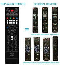 New Replace Remote AKB73275501 AKB72975301 AKB73615702 for LG Blu-ray dvd player