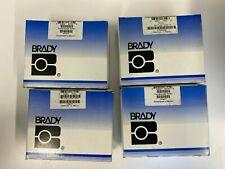 Brady R6010 R4410 Wt Ribbon Lot Of 4 Pieces