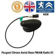 Peugeot 308 Aerial Antenna Base FM/AM Radio Genuine 9674768680 NEW
