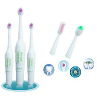 New Pro Oral Care Precision Electric Teeth Cleaning Brush Toothbrush Massager