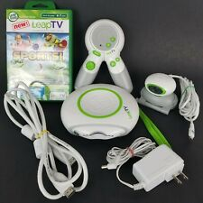 LeapFrog LeapTV Educational Video Gaming System (With Camera, Controller, Games)