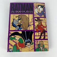 Batman: The Animated Series Vol. 3 (DVD Set) No Outer Slipcase/Box